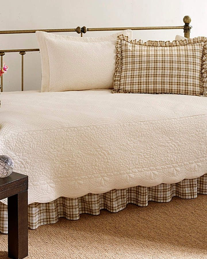 Stone Cottage Trellis Daybed Set Daybed Bedding Sets Daybed Sets Daybed Bedding