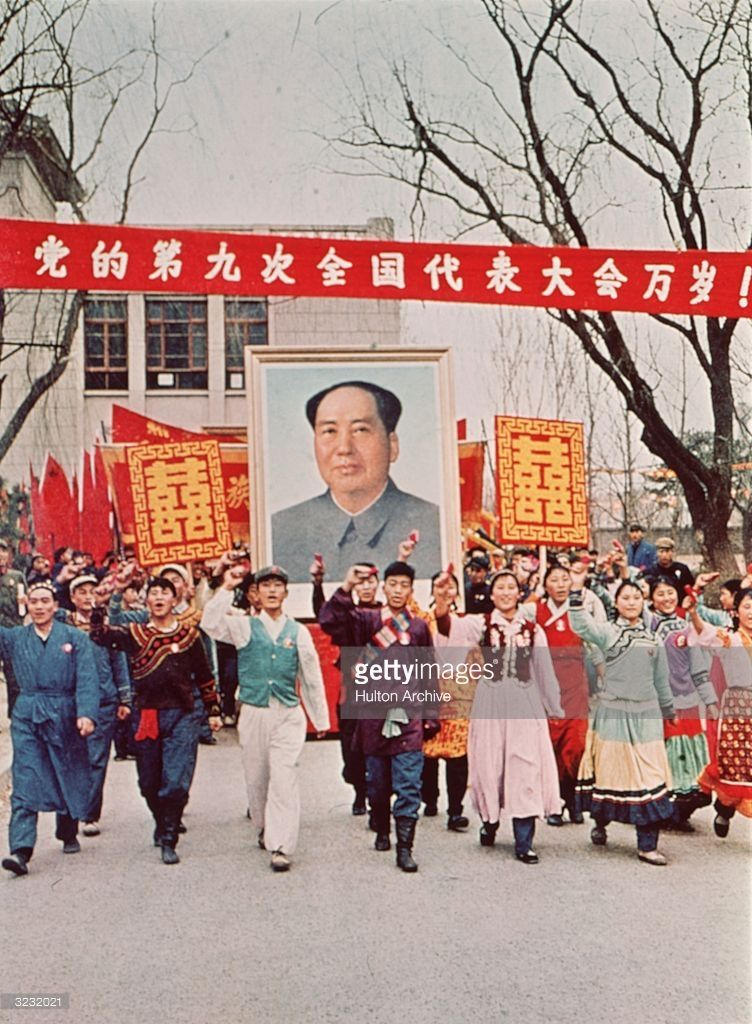 A look at communist china and the role mao tse tung in communism