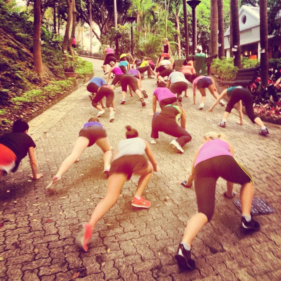 Some Of The Best Women S Fitness Clubs And Classes In Hong Kong Fitness Club Fit Women Fitness Class