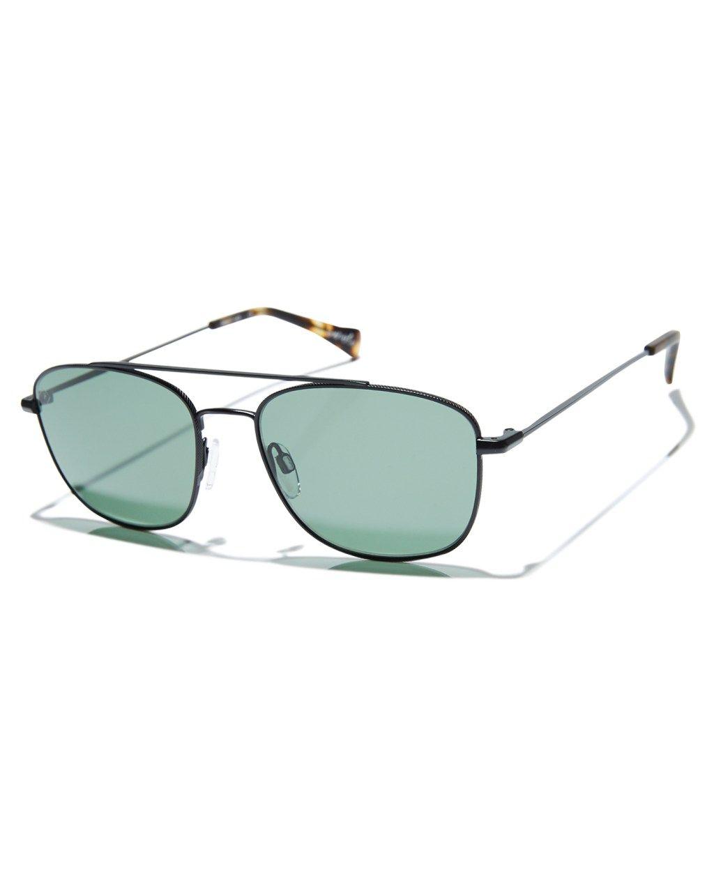 ec9cde4e3f9 Raen Barolo Polarized Sunglasses Black Matte Brindle Mens sunglasses Size