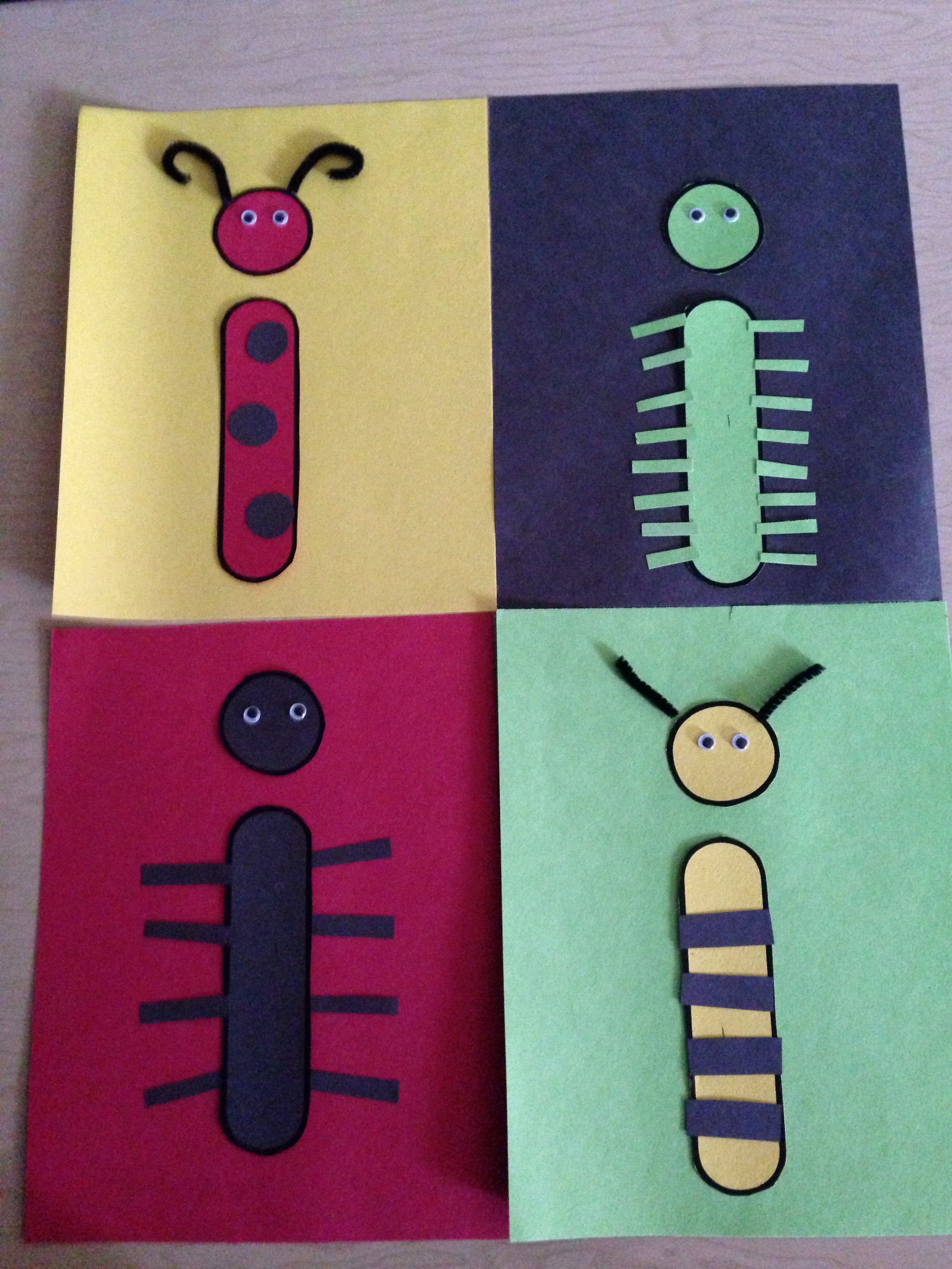 I Is For Insect Craft For My Preschool Technically They