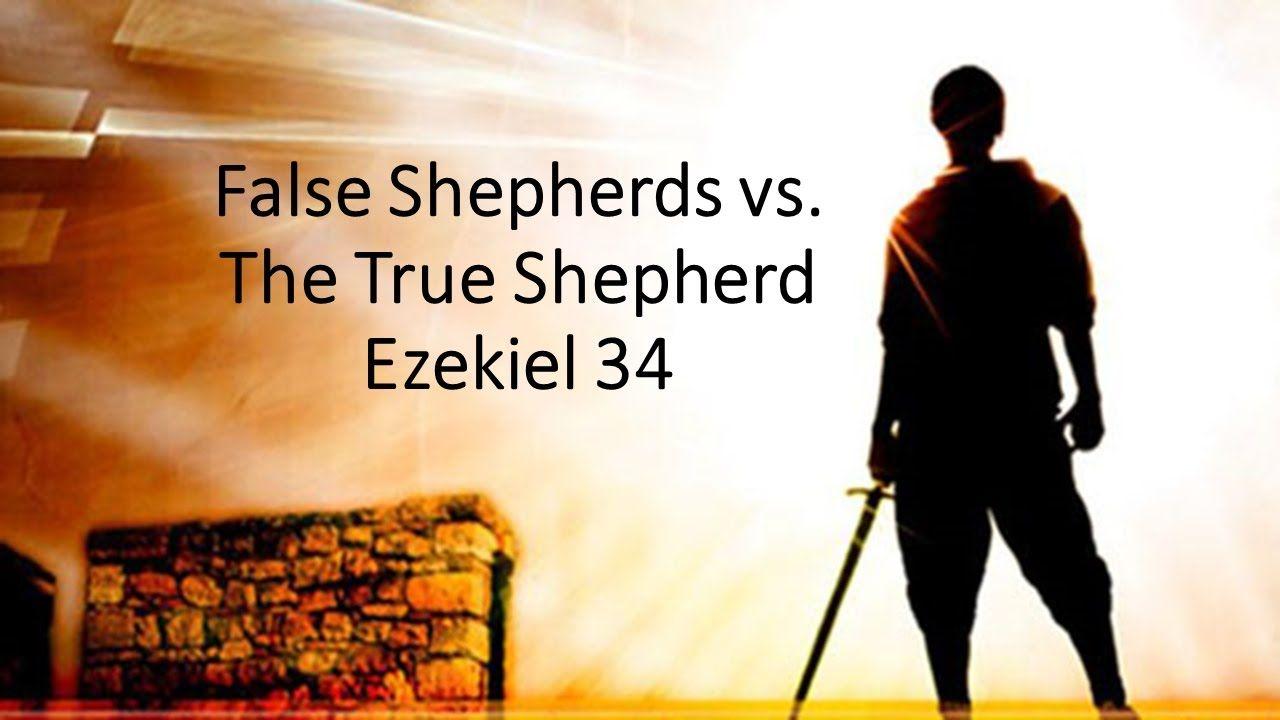 2017 03 05 Pastor Mike Clapham - PTS - False Shepherds vs The True She...    Bible pictures, Pastor, Bible teachings