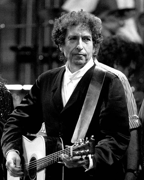 10/20/92 Bob Dylan Madison Square Garden