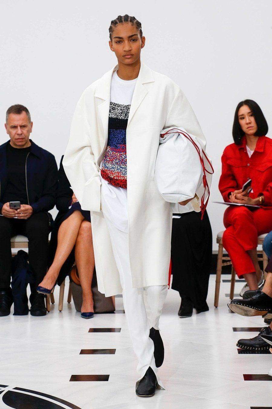 Victoria Beckham Spring 2019 ReadytoWear Fashion Show in