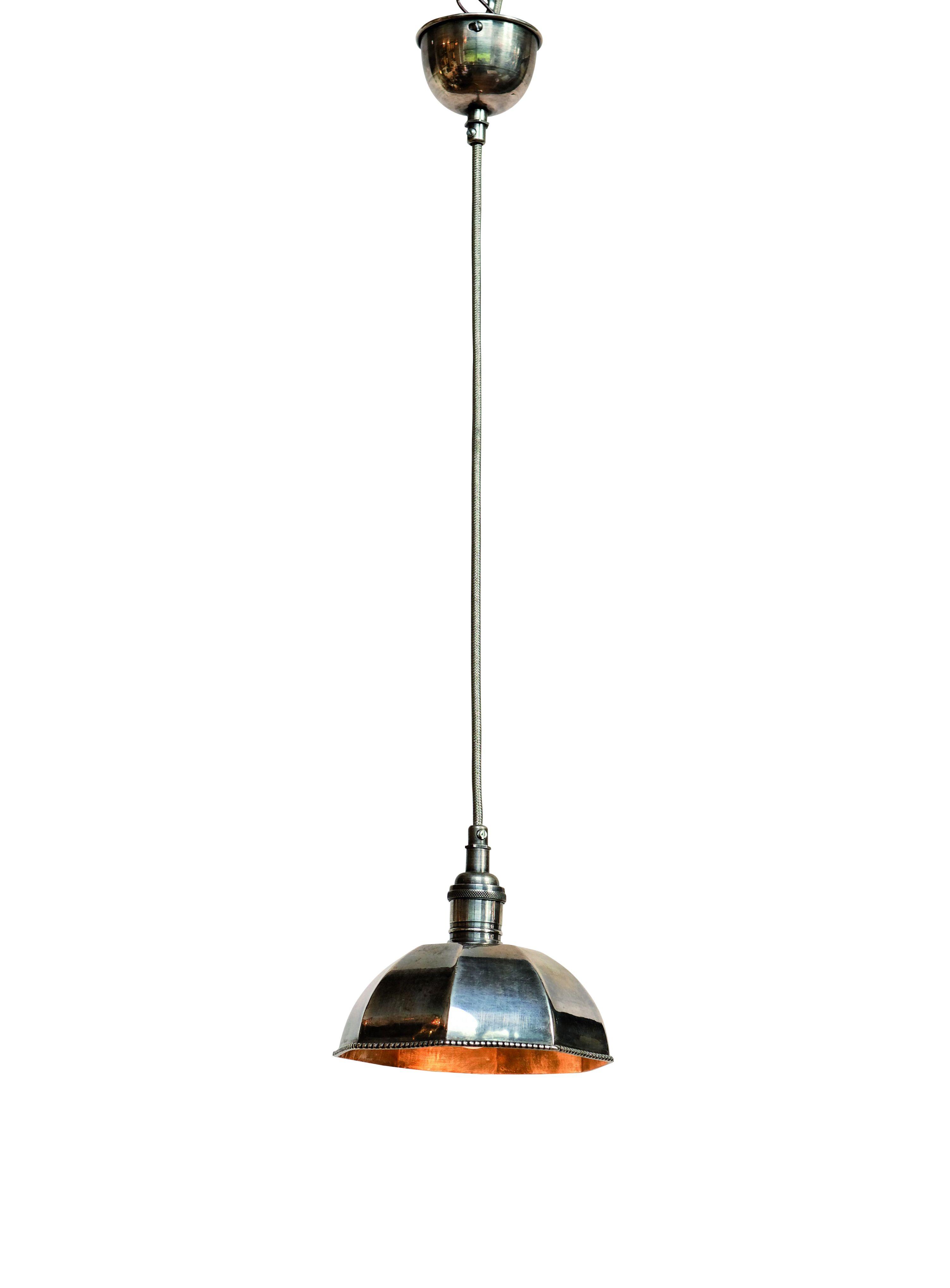 Lampe suspension octogonal h17 x15 cm 185$ Contactez nous 581 996