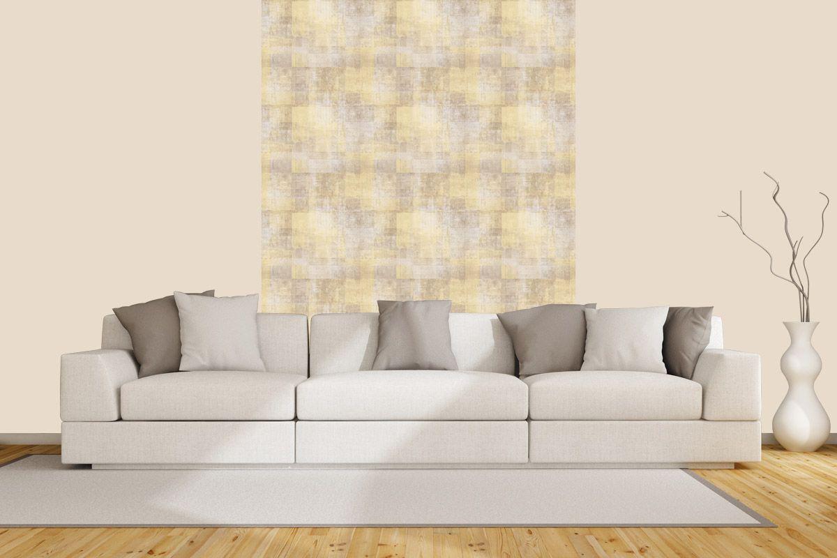 Pittura Per Arredamento Moderno.Kit Decorativo Patine Oro Misura Small Carta Da Parati Con