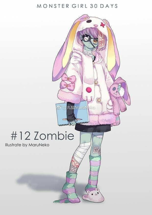 Monster Girls Madness W Ps Monster Girl Encyclopedia Cute Monsters Monster Characters