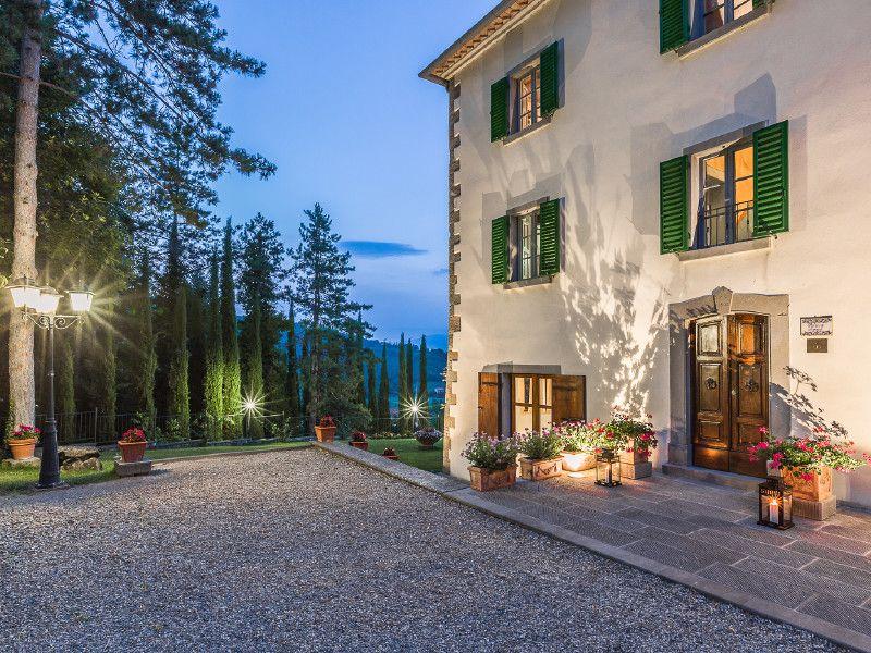 villa poliziano villa in italien toskana mieten. Black Bedroom Furniture Sets. Home Design Ideas