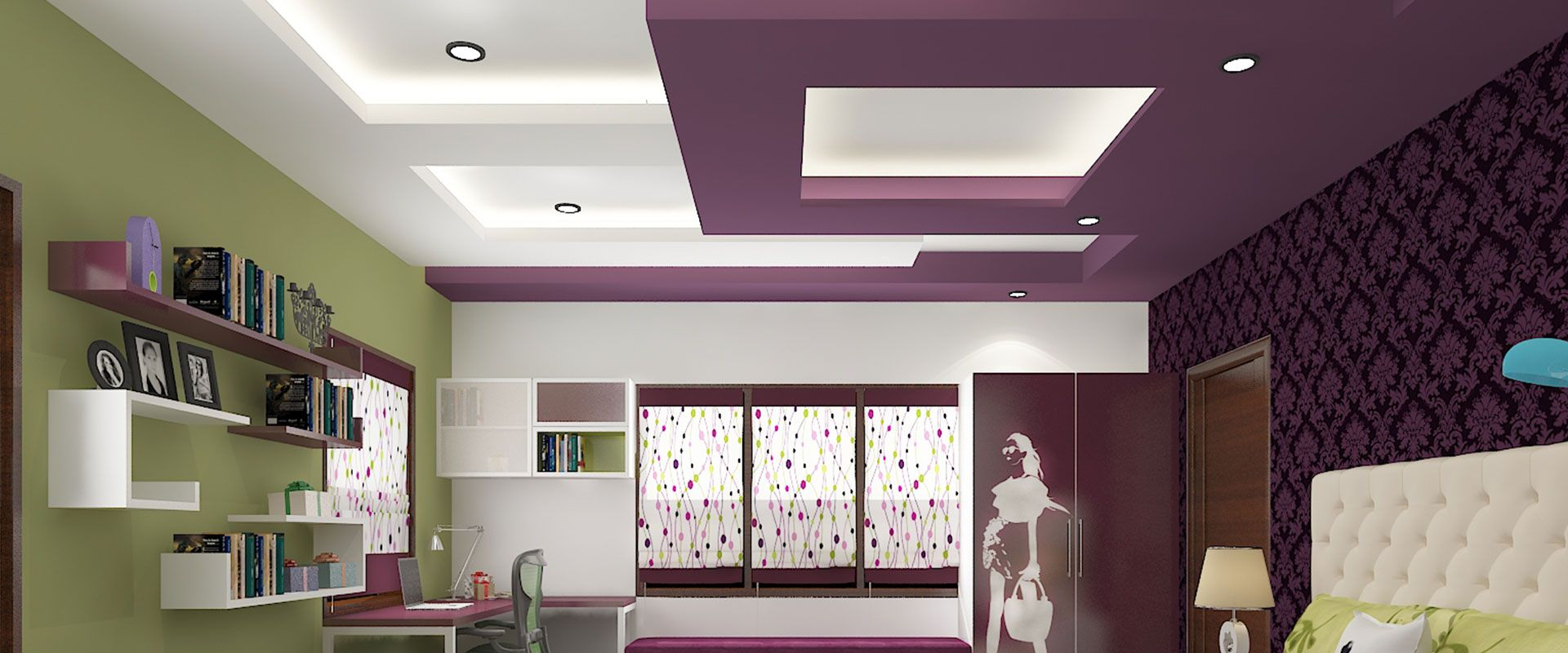 False Ceiling Gypsum Board Drywall Plaster Saint Gobain