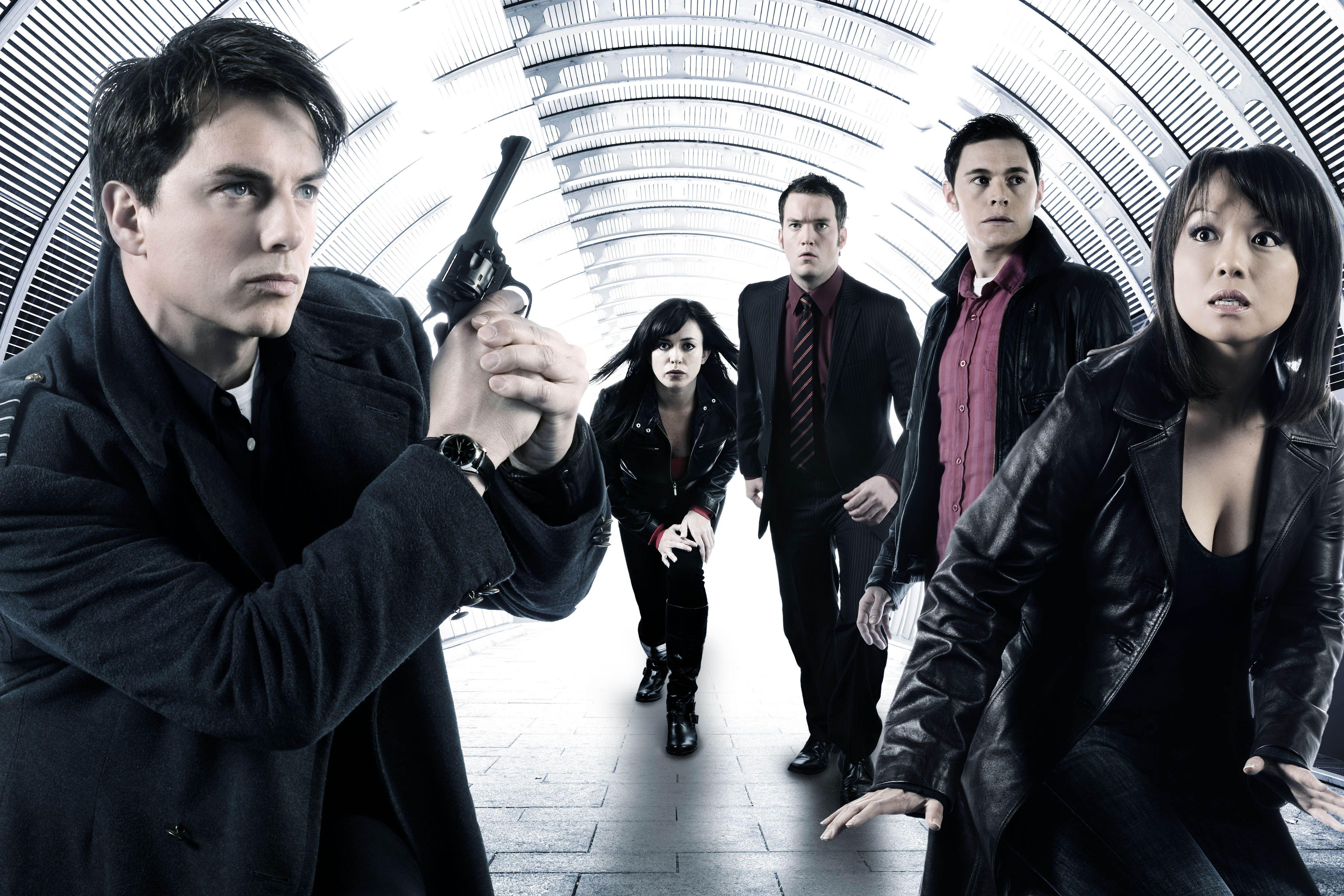 Torchwood - Season 2 Promo