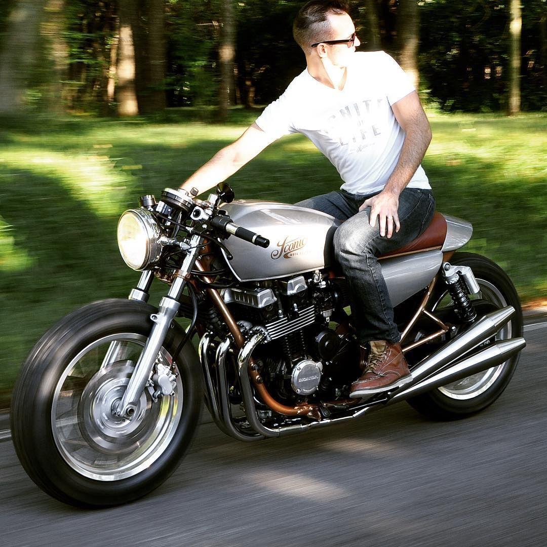 Iconic Moto Culture Iconicmoto Honda Cb750 Nighthawk Cafe Racer