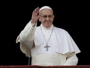 El papa desea paz en Navidad a las víctimas de la guerra