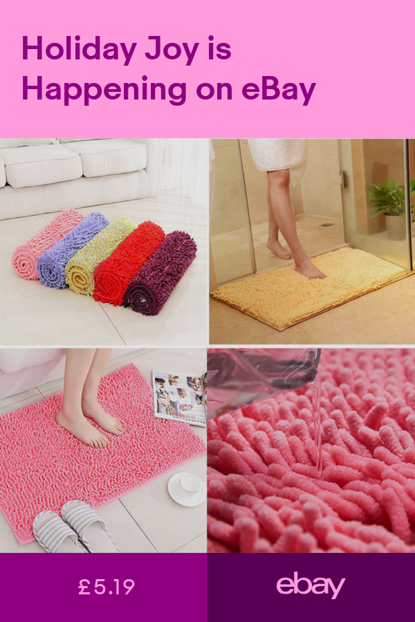 Bath Rugs Ebay Home Furniture Diy Bathroom Rugs Bedroom