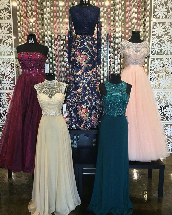 WOW!! Look at all these new arrivals here at @all.about.the.dress!! We have everything from beauty in a ball gown to fabulous in a fitted! Stop by our location to get these great new looks and don't forget to ask about the layaway plan we offer to our customers! So ladies stop by @all.about.the.dress you will simply say It's THE one #allaboutthedress #prom2017 http://ift.tt/2fWmUp3 - http://ift.tt/1HQJd81