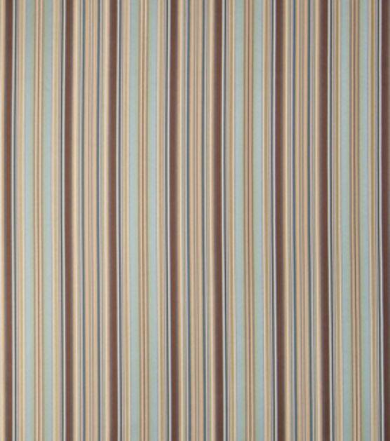 Home Decor Print Fabric-Eaton Square Mention Aegean