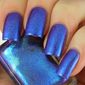 Bettina Nails: Glam Polish - Exotic Illusions Part 3