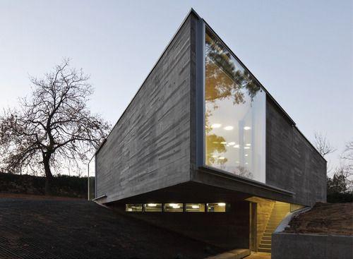 ArchitecturePasteBook.co.uk (subtilitas: Nuno Valentim - School reception...)