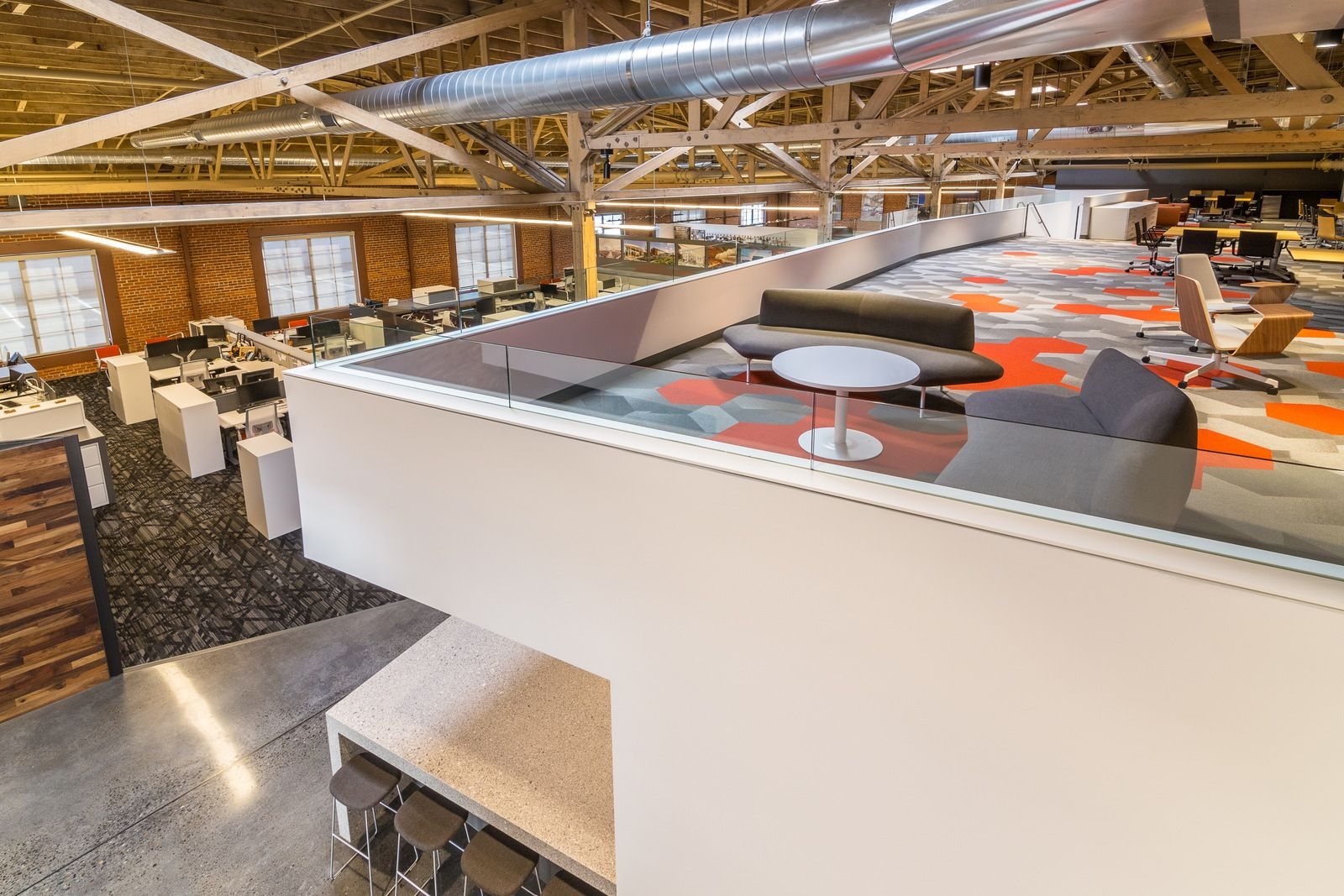 Hga Architects And Engineers Offices Sacramento