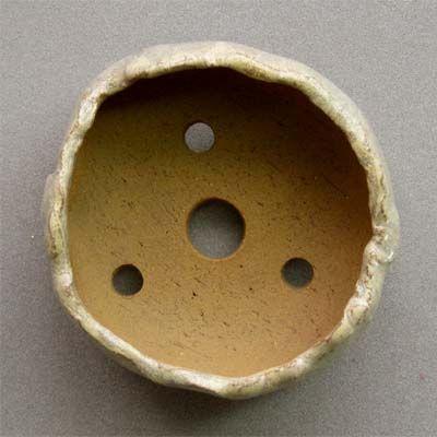 Tokoname Bonsai Pot #Maru04