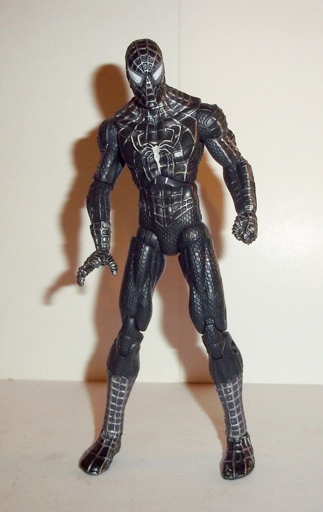 Marvel Super Hero Sandman Spider-man Movie loose
