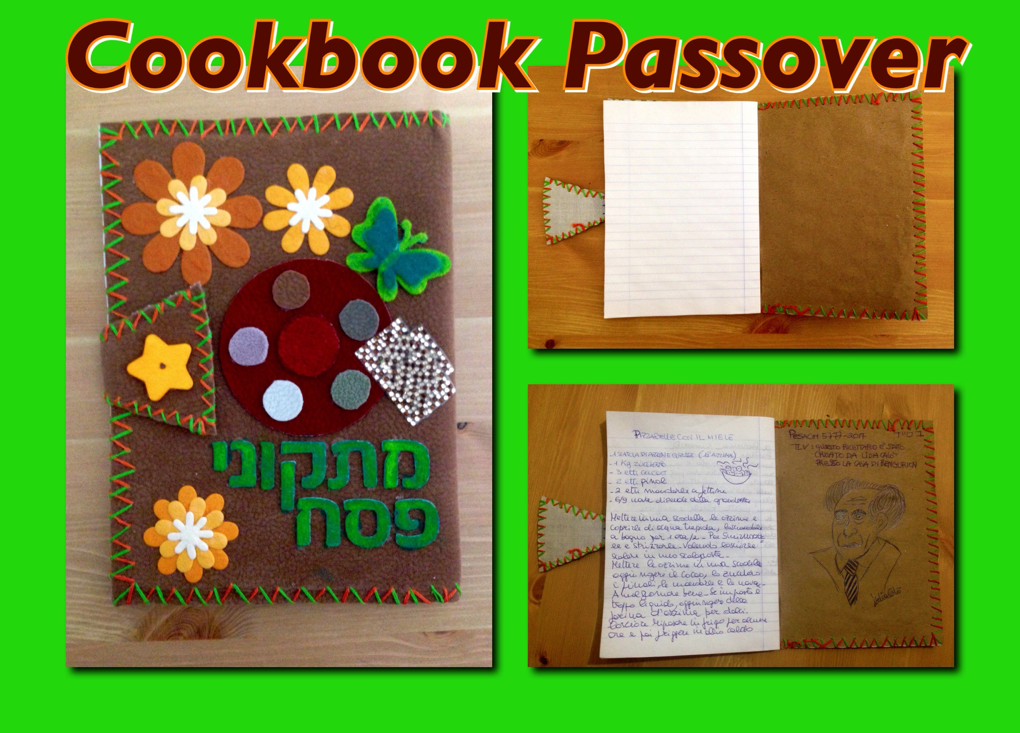 Cookbook Passover