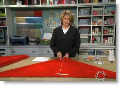 Felt Christmas Tree Skirt Video Tutorial