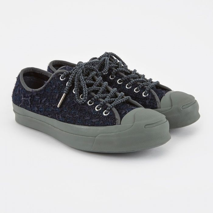 04930c665330 Converse x Bunney Jack Purcell Signature Ox - Navy