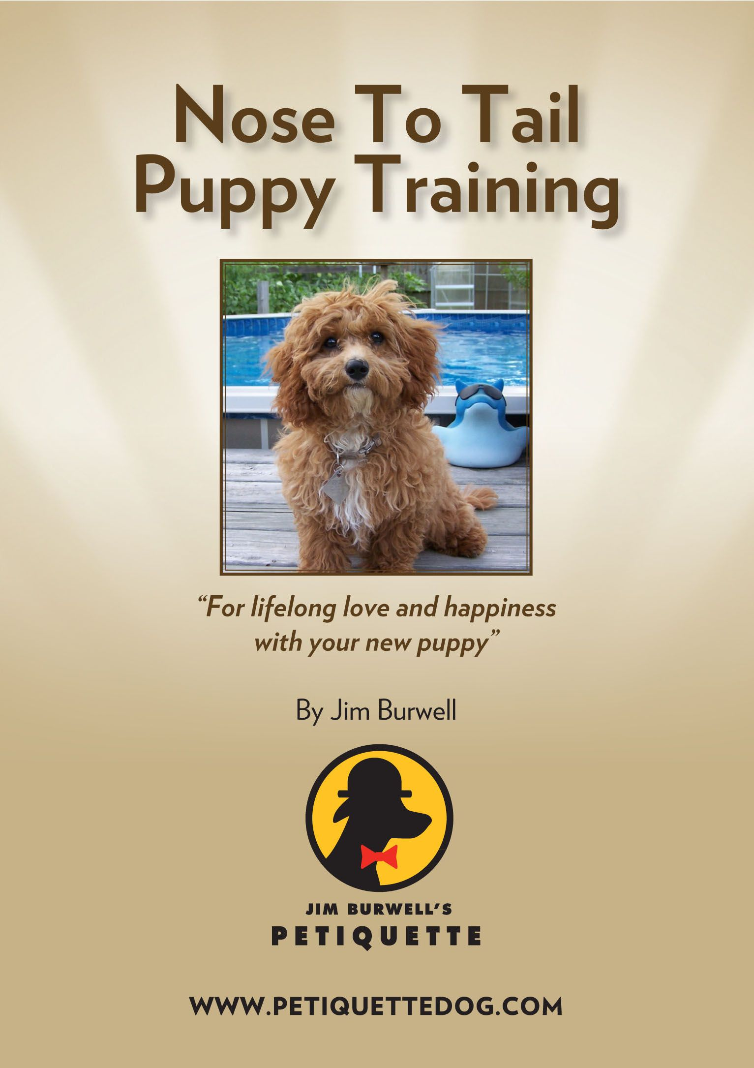 Nose To Tail Puppy Training Dvd Dvd On Puppy Training Nose To