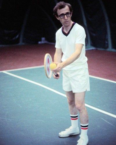 woody - tennis