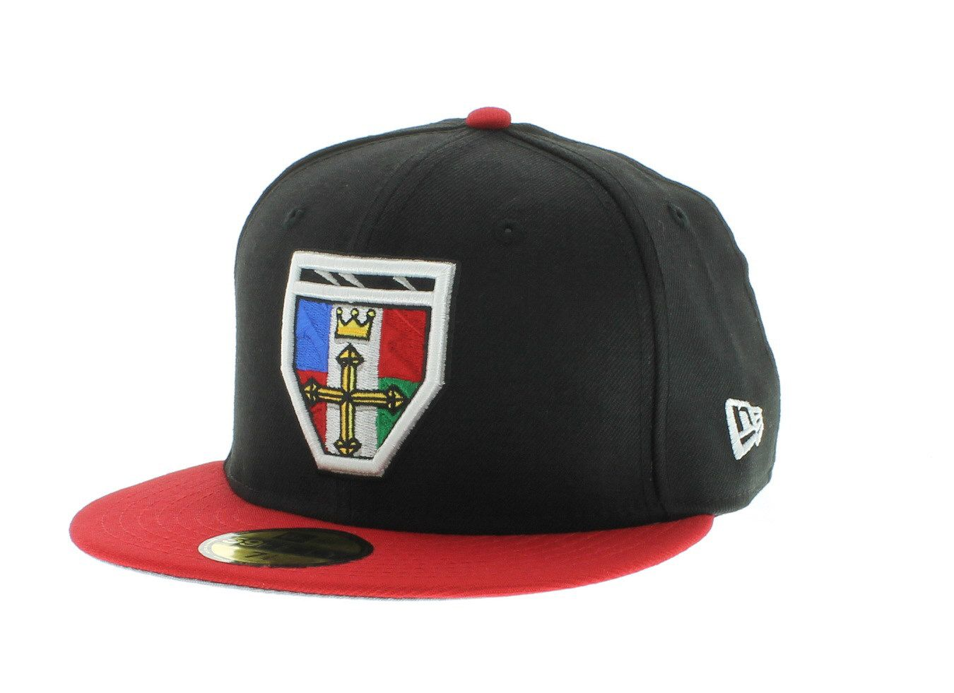 d1a7719fe Voltron Black & Red ( Gray Under ) 59fifty | Andy's birthday ideas ...