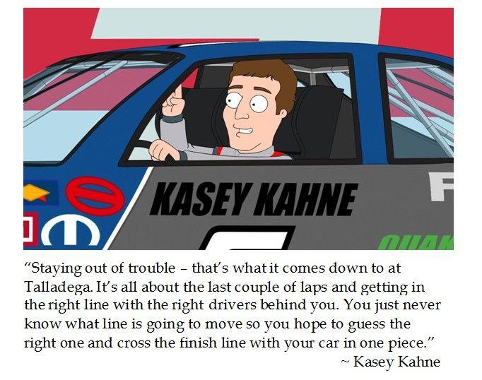 Kasey Kahn On Tallageda To My Future Husband Talladega Sports