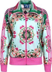 Veste Adidas W Blouson Rose Borboflor Style Tt Pinterest Vert wxnz8xB