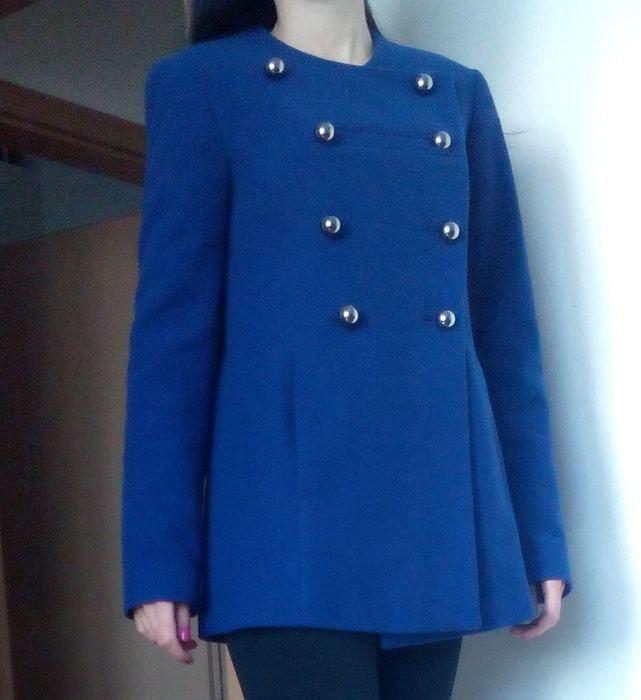 efea32d8 Luxusní vlněný kabát Pietro Filipi - vinted.cz   kabát   Coat ...