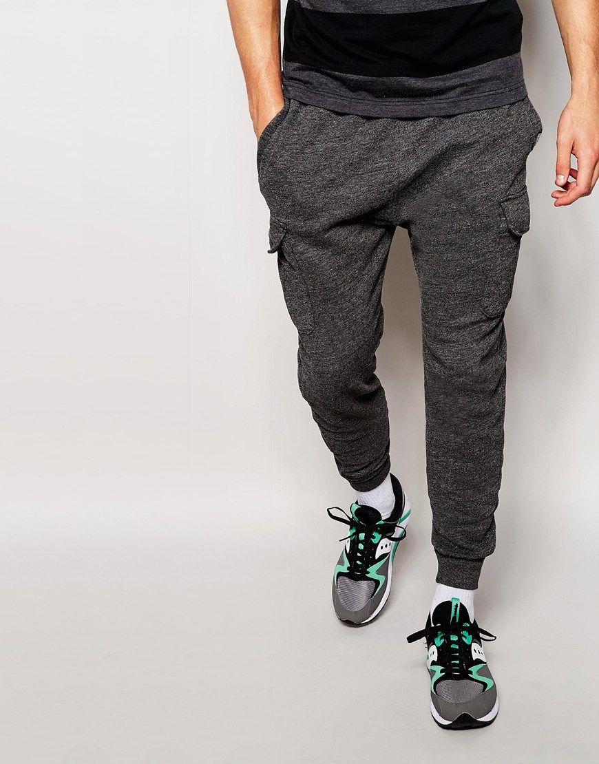 Moncler Pantalones Ajustados Larga sección
