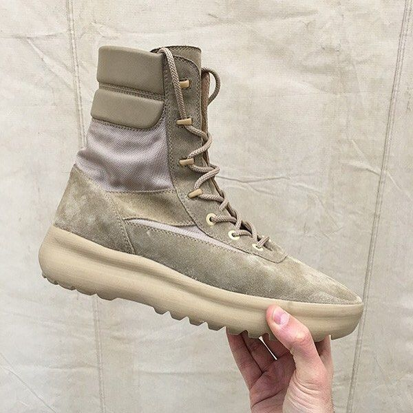 7454865a New Yeezy special field boots from season 3 | Shoes | Yeezy sneakers ...