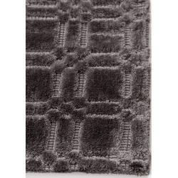 Photo of benuta Naturals Viskoseteppich Nelson Grau 160×230 cm – Moderner Teppich für Wo…