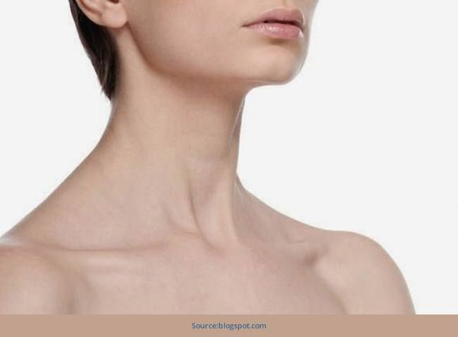 How to Get Rid of Dark #Skin around the Neck and Back – 5 #HomeRemedies