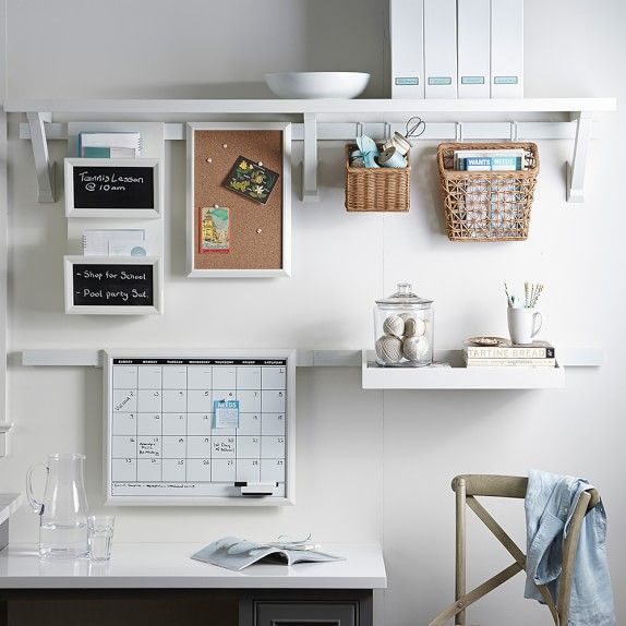Addison Wall System 10 Piece Office Set | Williams Sonoma