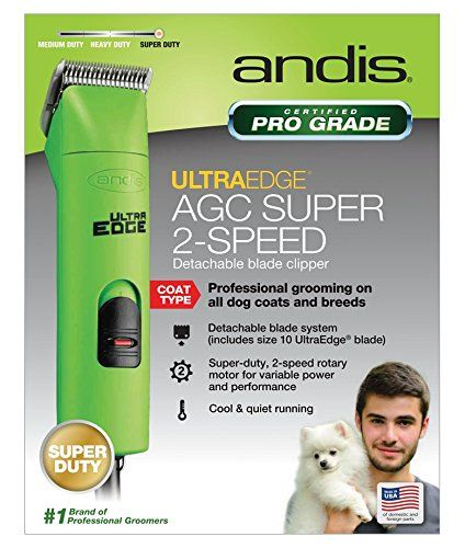 Andis Proclip Agc2 Ultraedge Universal Supper 2 Speed Professional