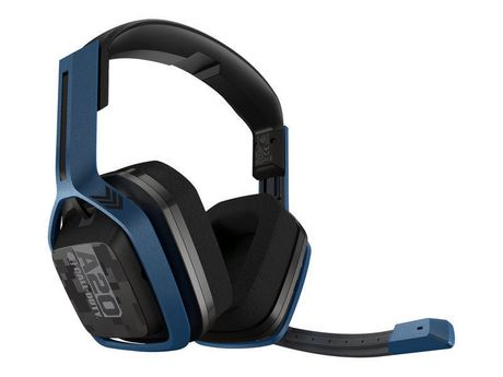 Astro A20 Wireless Headset For Ps4 Black Blue Wireless Headset Wireless Gaming Headset Ps4 Headset
