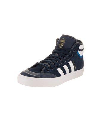 adidas originali adidas uomini matchcourt alto rx2 pattinare scarpa