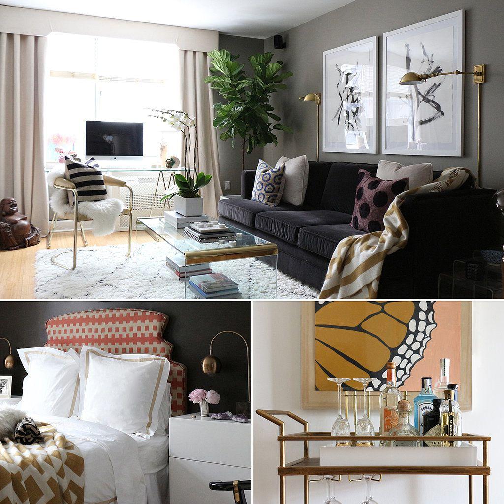 This NYC Interior Designer's Apartment Is A Craigslist