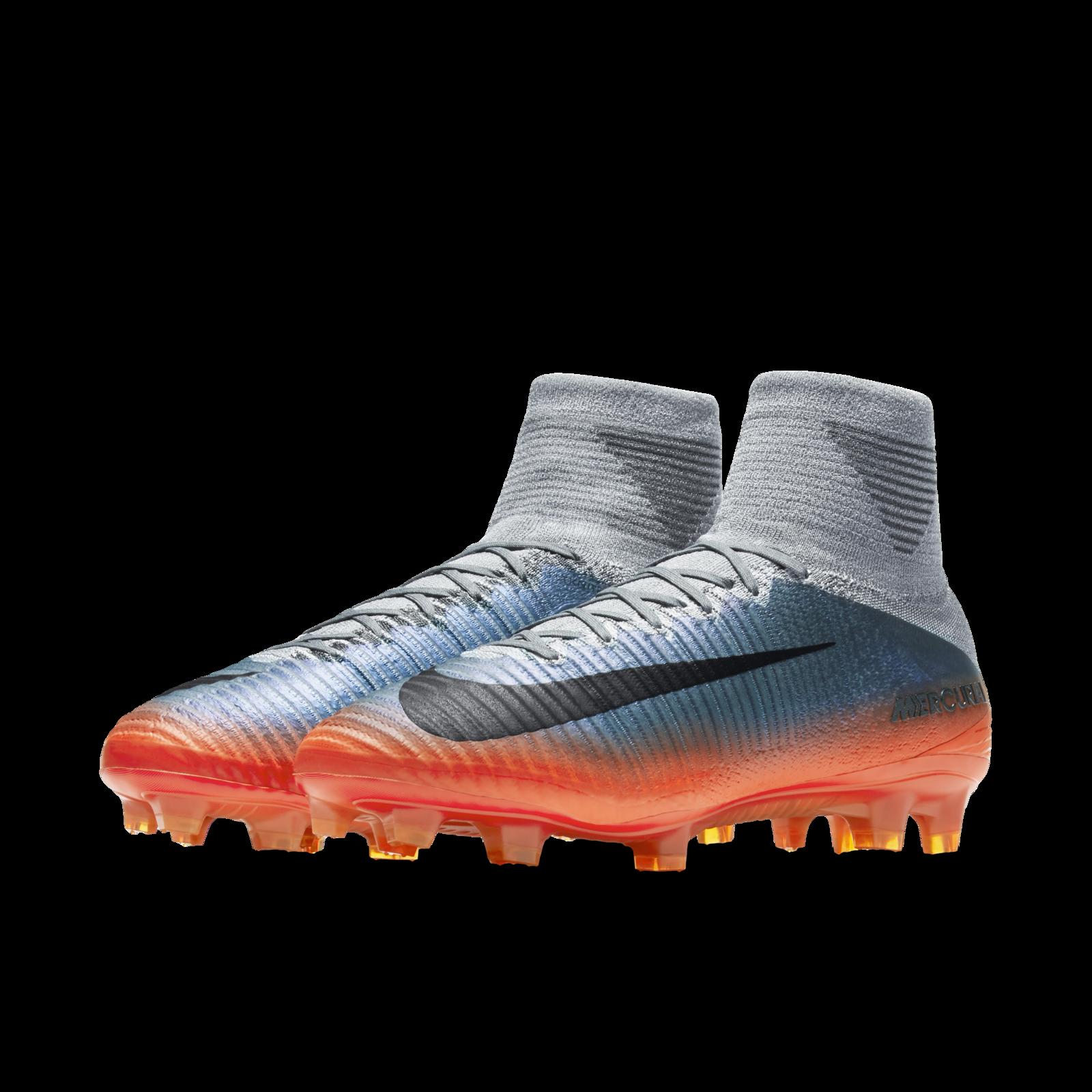 Nike Mercurial Superfly V Cr7 Chapter 4 Fg Cool Grey Orange Metallic Hematite 89 00 Cheap Soccer Shoes Ni Soccer Shoes Cheap Soccer Shoes Trending Shoes