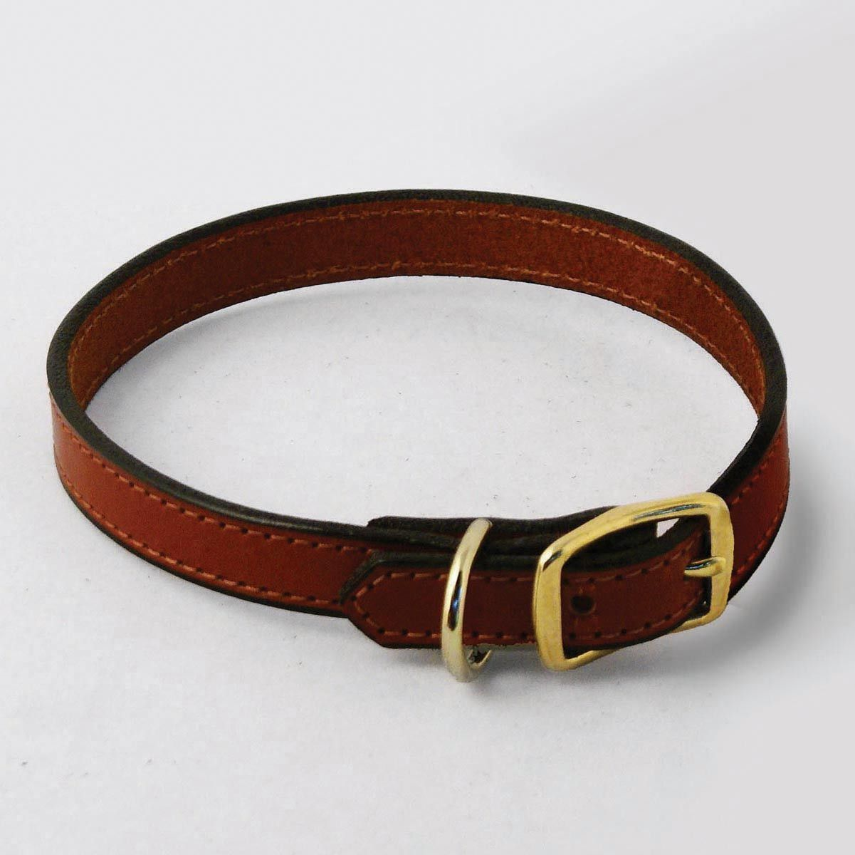 Bridle Leather Dog Collar Leather Dog Collars Leather Collar