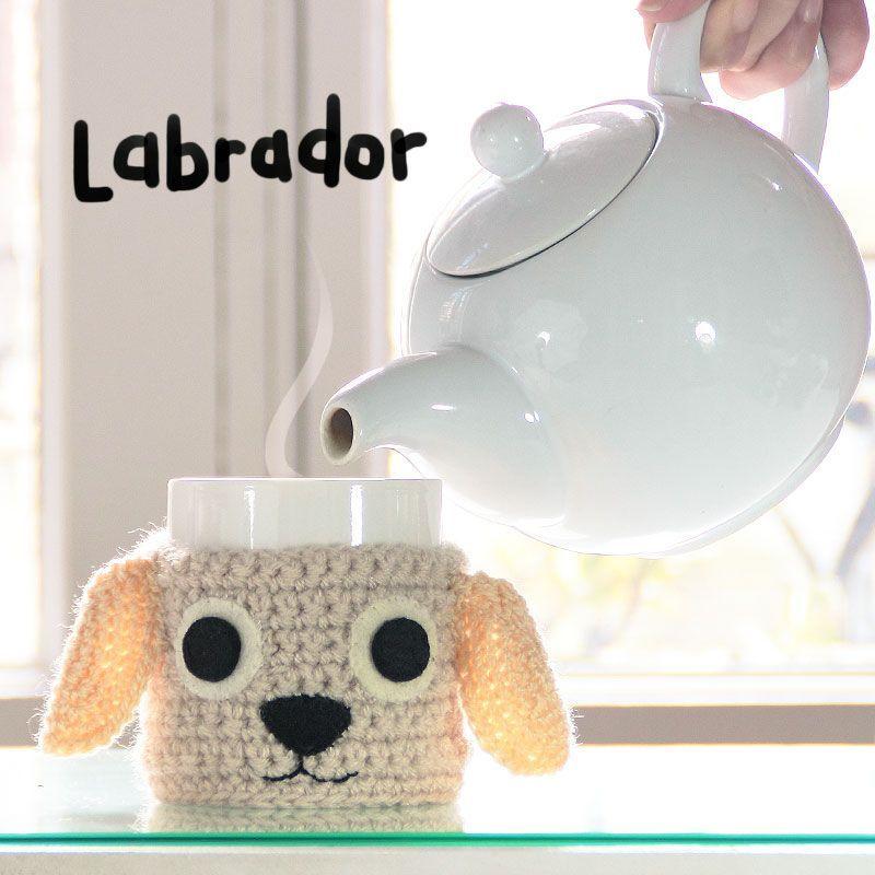 Resultado de imagen para fundas de tazas con crochet | Apoyavasos ...