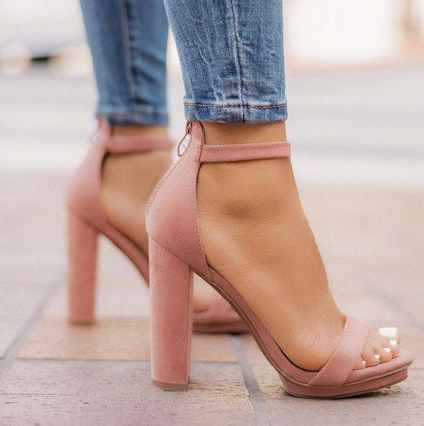 Летняя обувь 2019 для женщин  модные новинки 360396ed59899