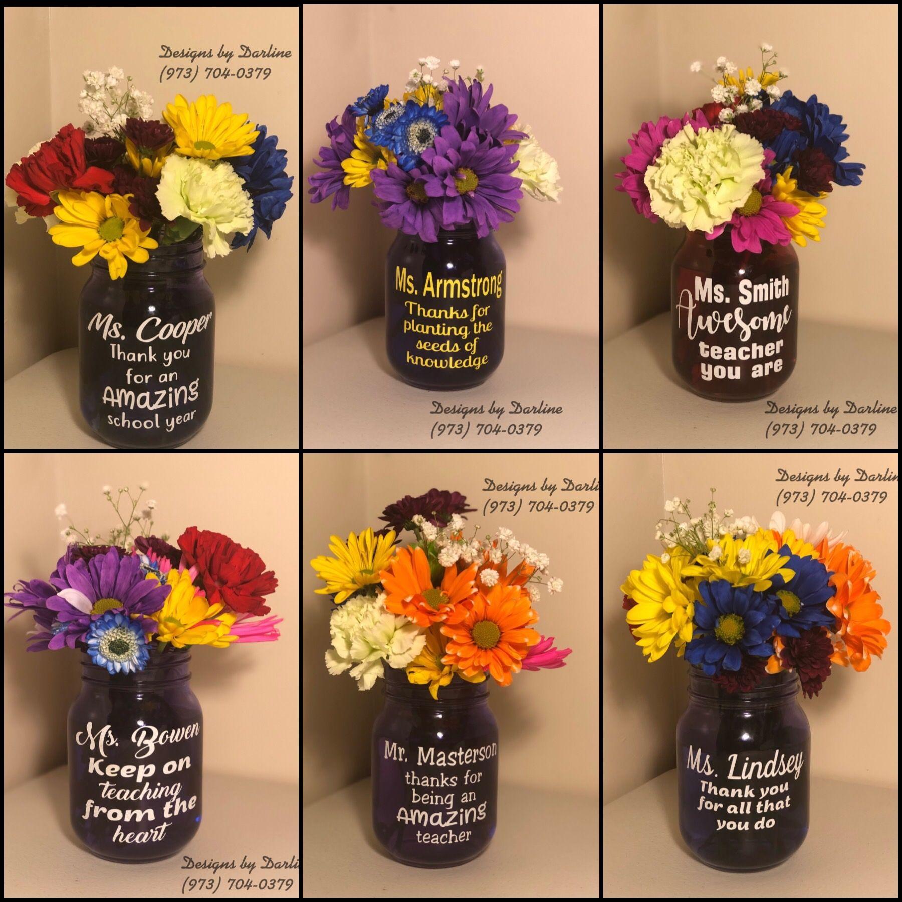 Custom Flower Vase