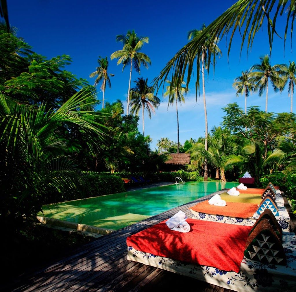 The Andaman Sea Islands Koh Lanta and Koh Phi Phi