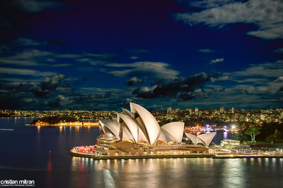 Sydney Opera House Clair Obscur Sydney Opera House Dream Vacations Beautiful Locations