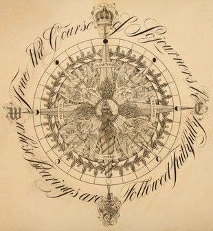Alumnus One of Eleven Master Penmen in World | Calligraphy